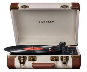 Виниловый проигрыватель Crosley Executive, 35х11х28 см