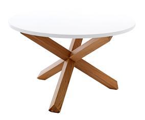 Mesa de comedor en madera de roble Frisia - Ø120 cm