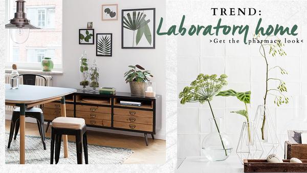 Trend: Laboratory home