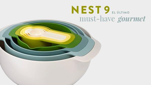 Nest 9, de Joseph Joseph