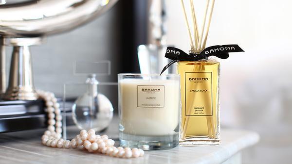 Bahoma Candles