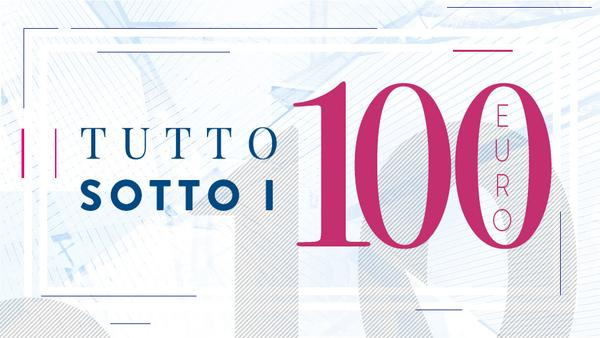 Shopping sotto i 100€