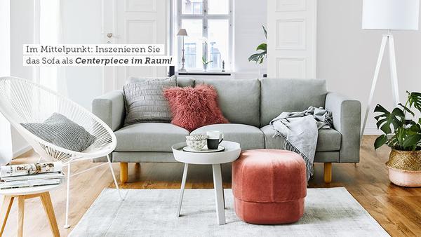 Style School: Couch-Geflüster