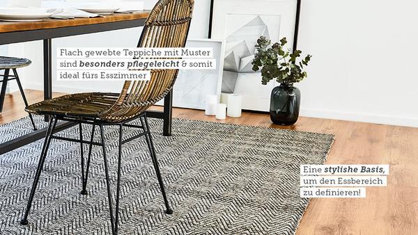 Style School: Teppich-Wahl