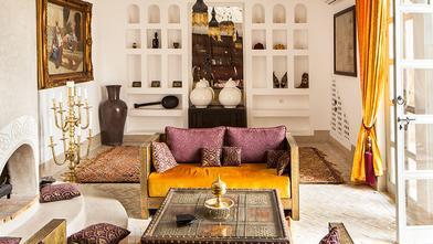 Marokkaans theekransje