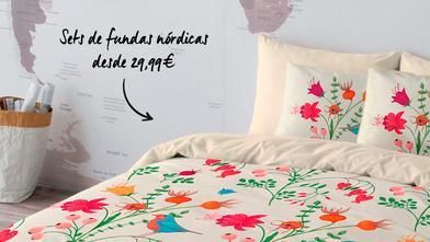 Ropa de cama Costura