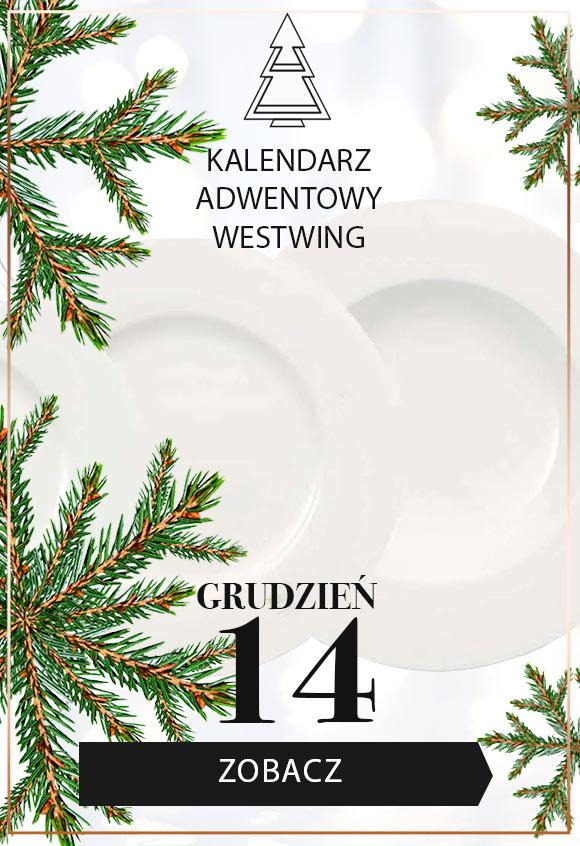 Kalendarz adwentowy Westwing