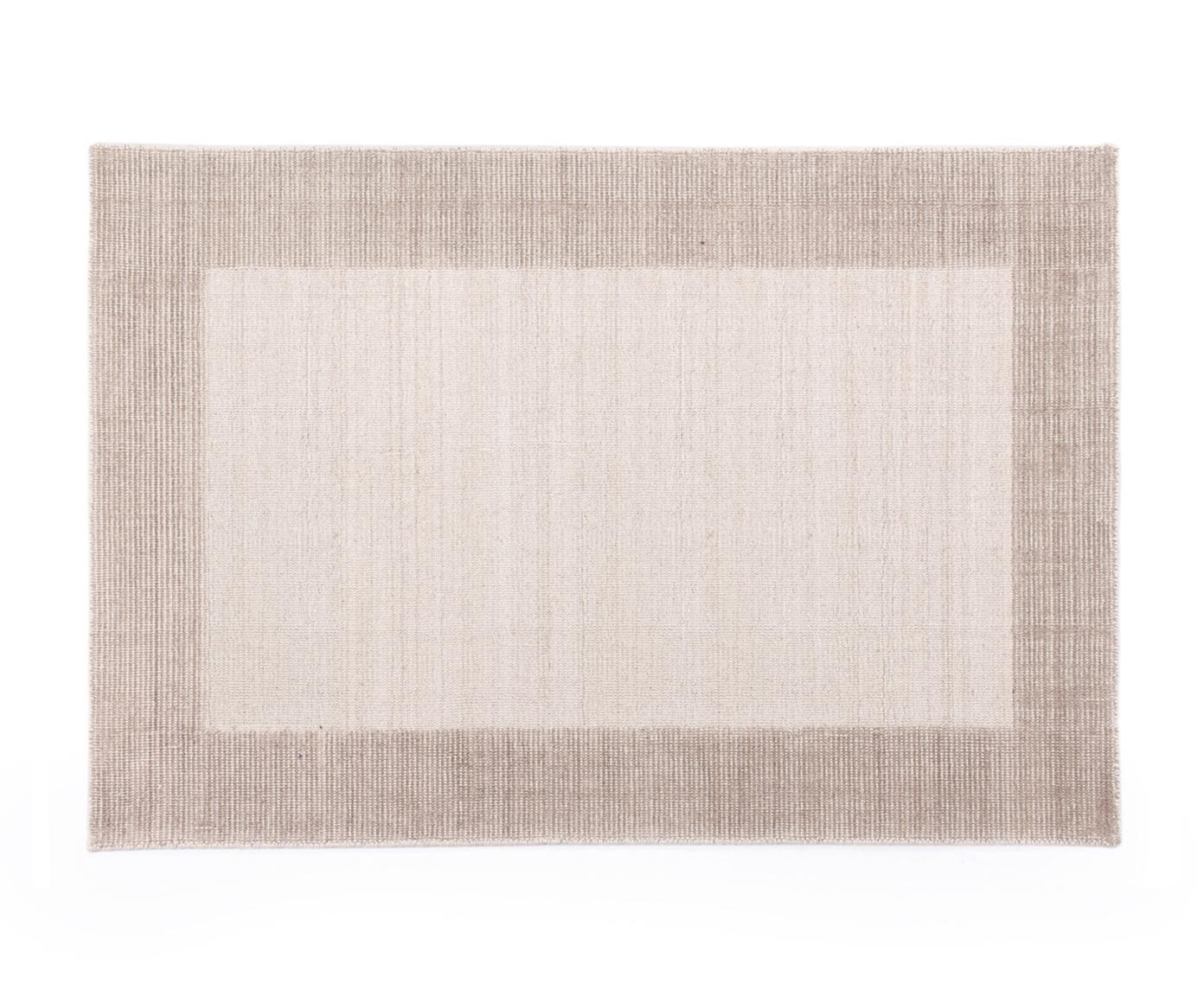 Handgewebter Wollteppich Romy, 120 x 180 cm
