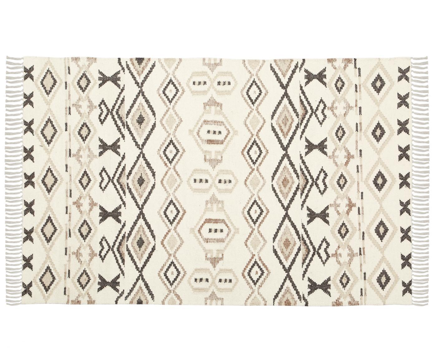 Handgewebter Teppich Silia, 120 x 180 cm