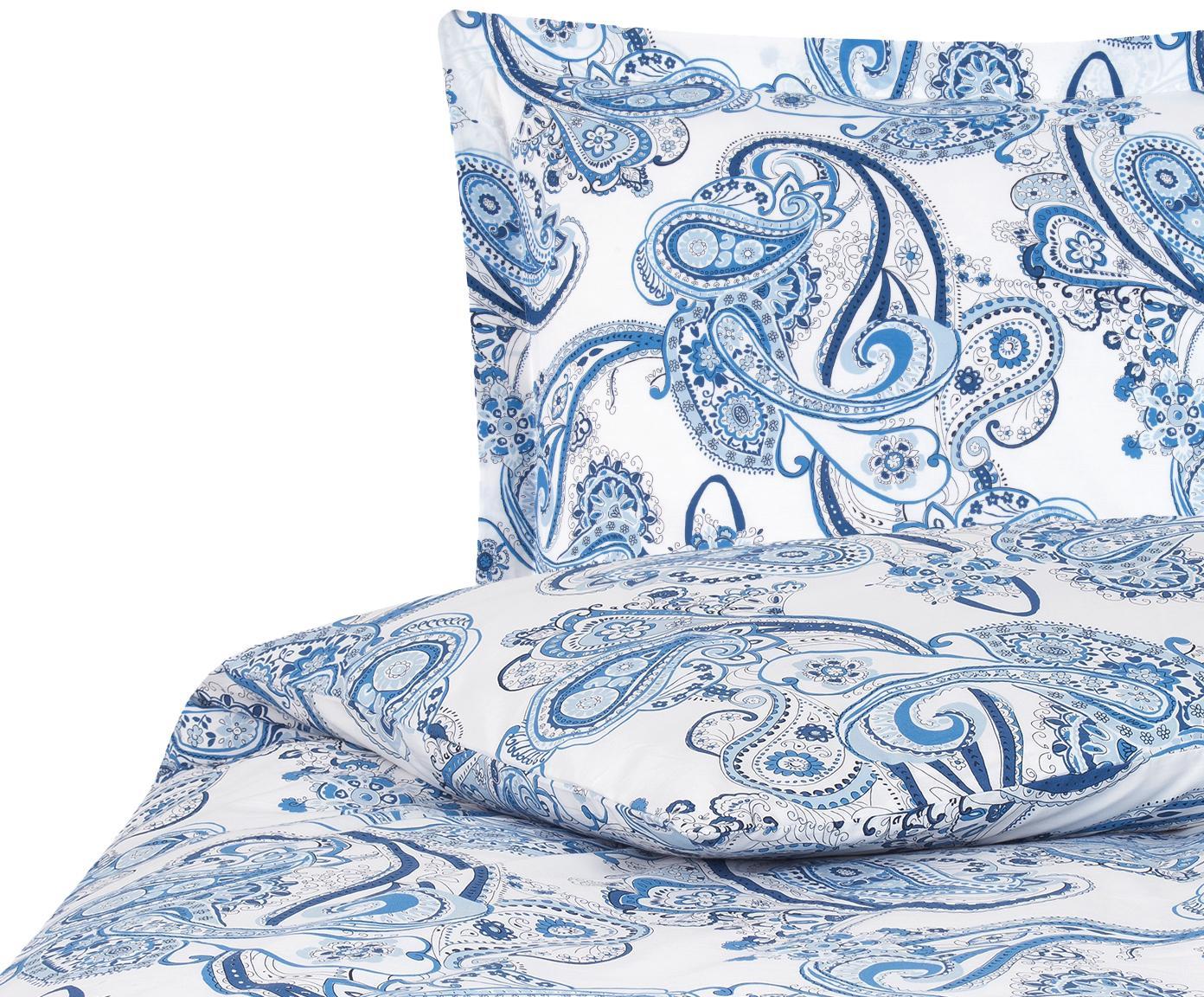 bettw sche 155 x 220 wei blau preisvergleich die besten. Black Bedroom Furniture Sets. Home Design Ideas