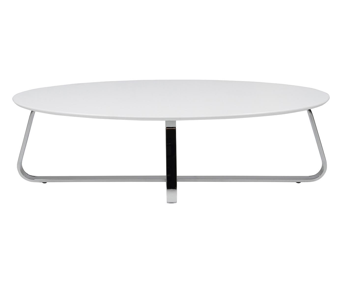 Tavolino in mdf e metallo konzit