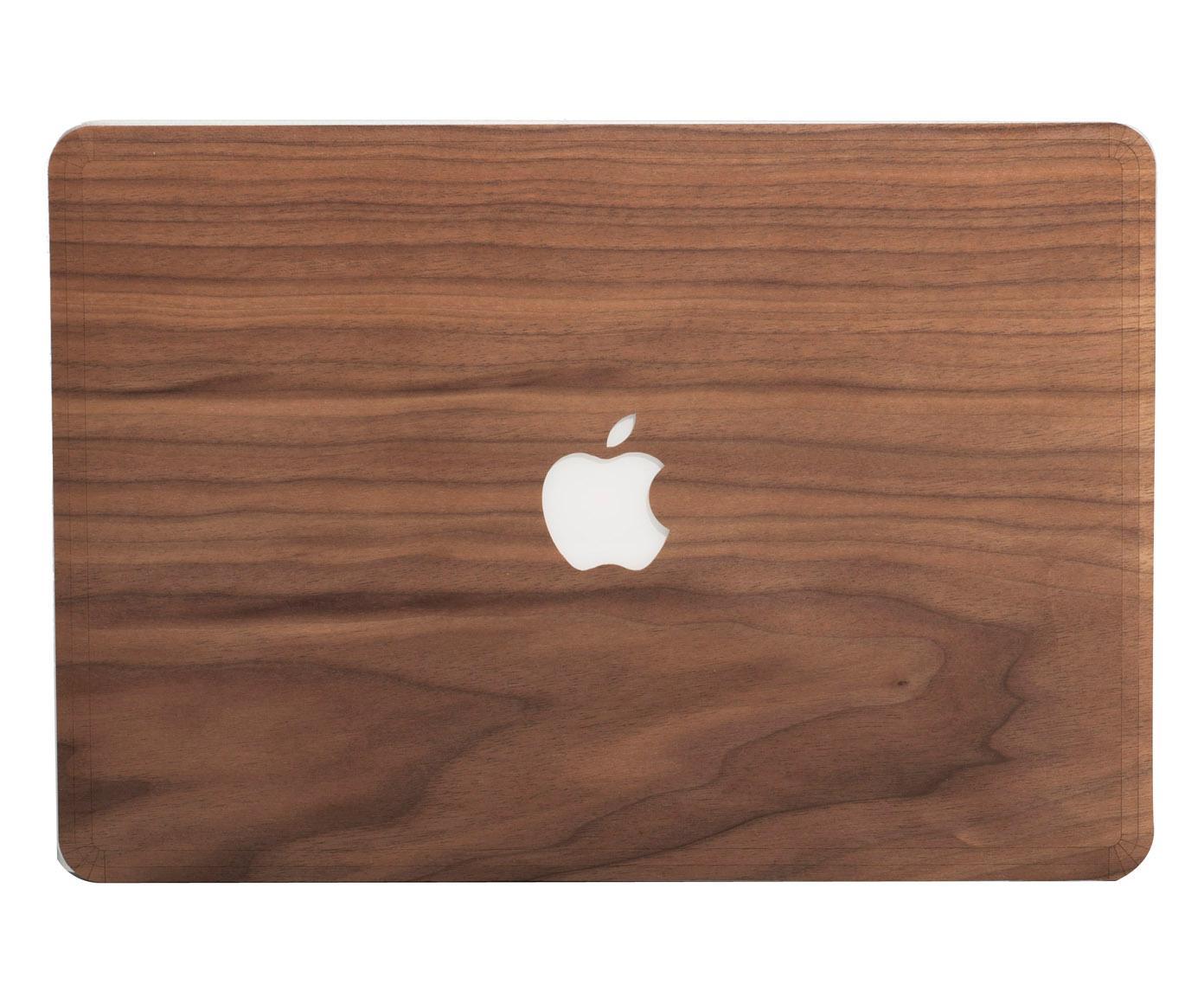 """Cover MacBook black walnut skin, Air 13"""""""