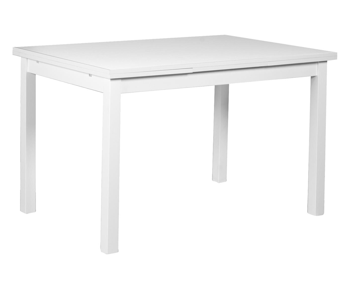 Tavolo allungabile legno pino 80x80 colore noce prezzo e for Tavolo allungabile 80x80